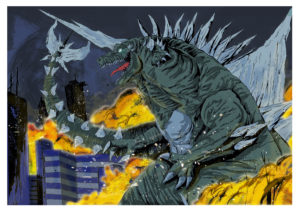 Kaiju Monster Artwork