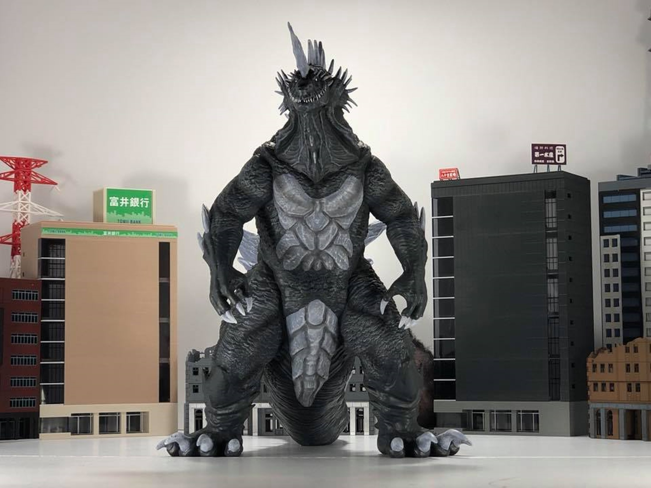 30 CM Kaiju Monster By Titanic Creations